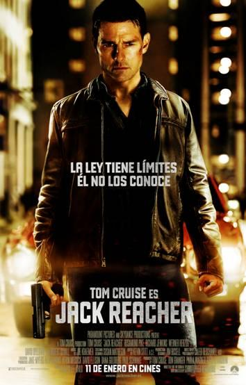 Poster de Jack Reacher