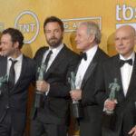 Lista de ganadores de los premios SAG 2013