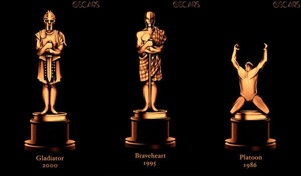 Cartel de los Oscar 1