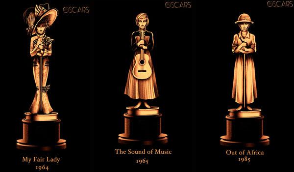 Cartel de los Oscar 2