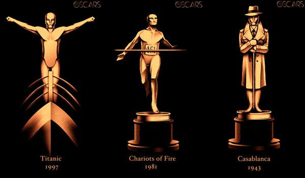Cartel de los Oscar 4