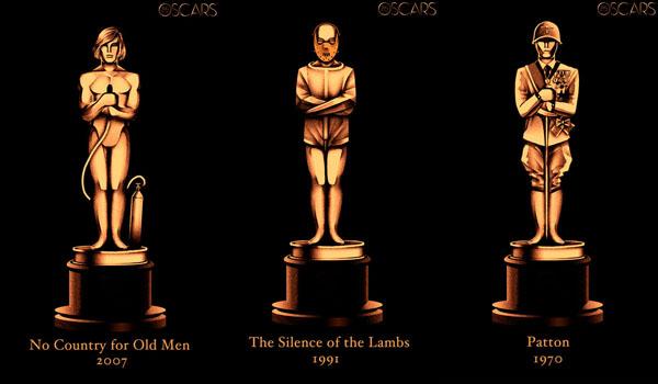 Cartel de los Oscar 5