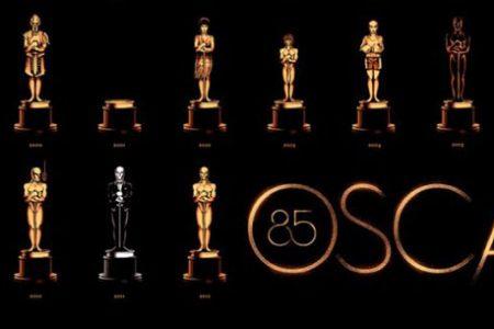 El sensacional cartel de la ceremonia de los Oscars 2013