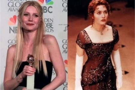 Papeles rechazados entre Gwyneth Paltrow y Kate Winslet
