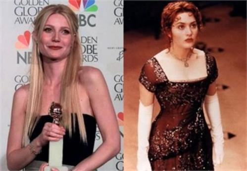 Paltrow Winslet