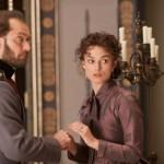 Anna Karenina, con Keira Knightley