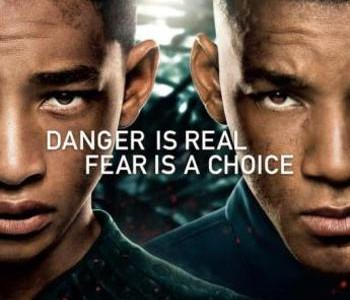 After Earth, la familia Smith en un futuro muy lejano