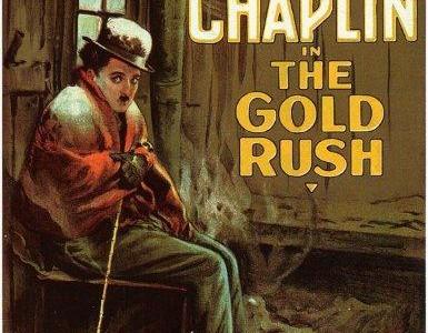 Mejores carteles de cine: La Quimera del Oro