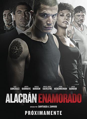 Poster de Alacran Enamorado