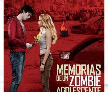 Memorias de un zombie adolescente, comedia fantástica