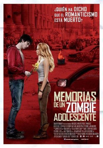 Poster de Memorias de un zombie adolescente