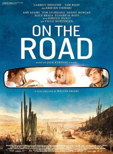 Poster de On the Road