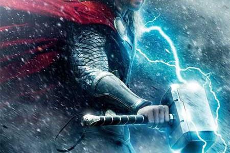 Poster y primer trailer oficial de Thor 2