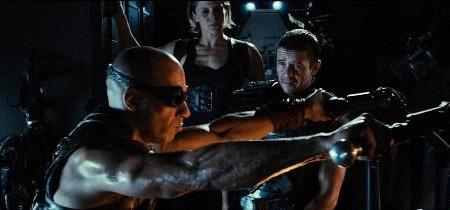 Riddick 3, sigue la saga de Vin Diesel