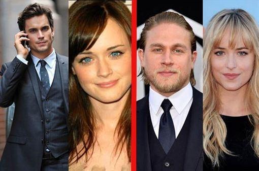 Actores para Cincuenta Sombras de Grey