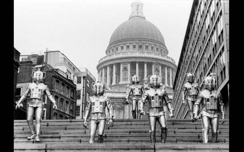 Doctor Who 1 - cybermen