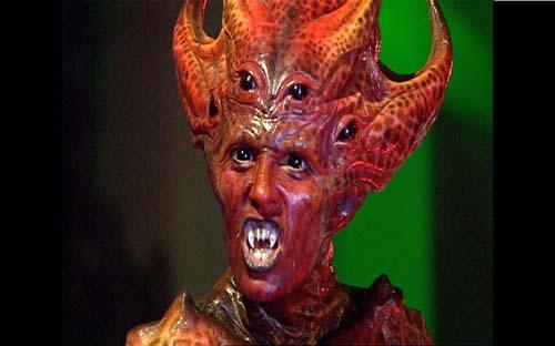 Doctor Who 4 - Cassandra