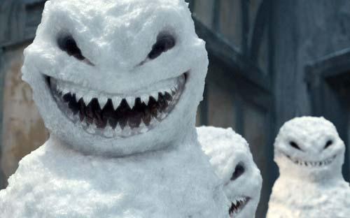 Doctor Who 5 - Muñecos de nieve
