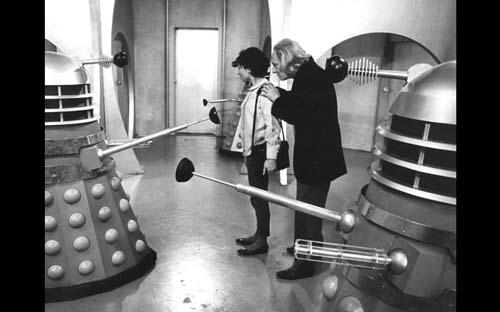 Doctor Who - Máquinas de matar
