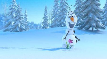 Trailers de Frozen, el reino del hielo