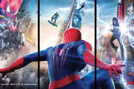 Trailer oficial de Amazing Spiderman 2: el poder de Electro
